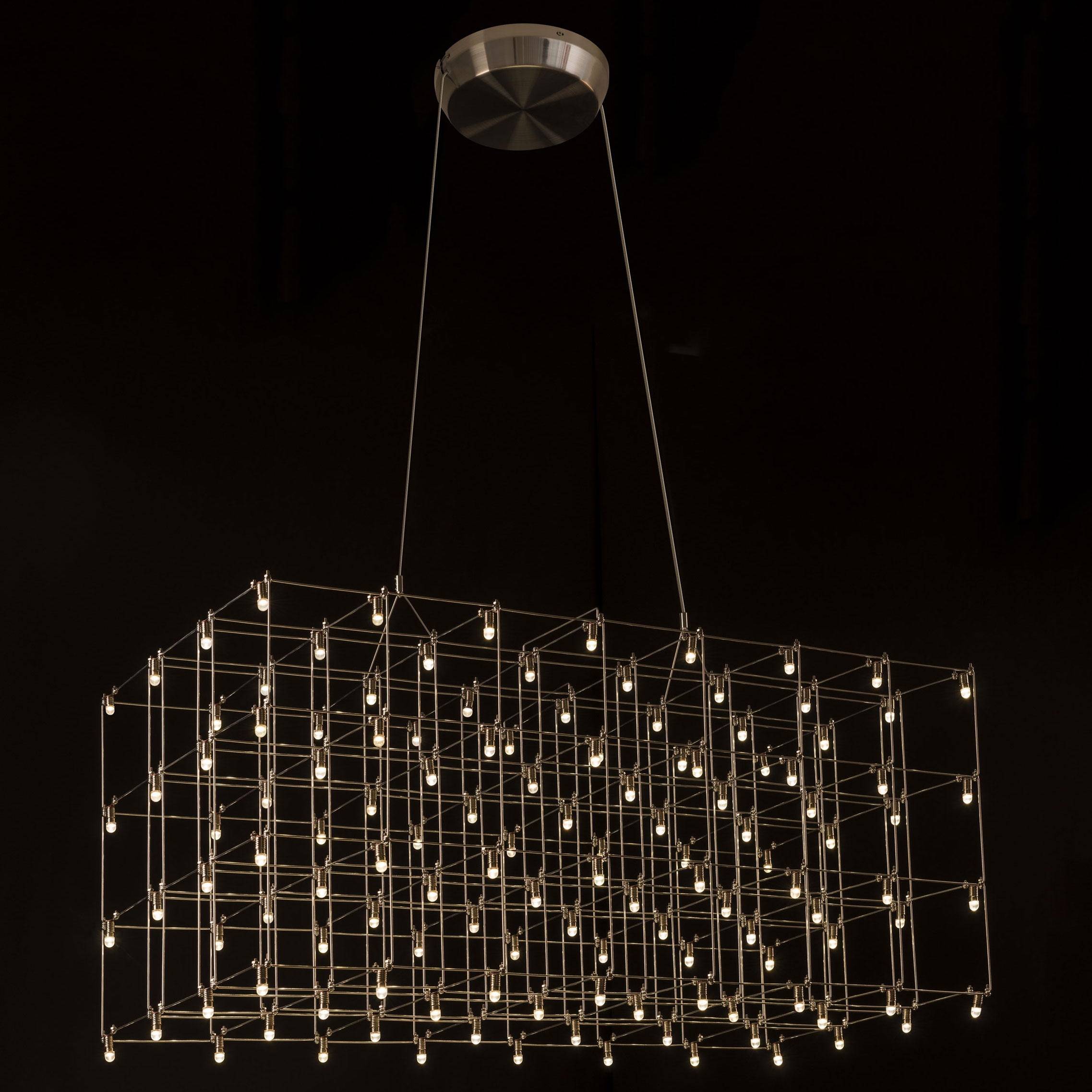 Modern Linear Suspension Lighting Lightology In Light Fitting Chandeliers (Image 20 of 25)