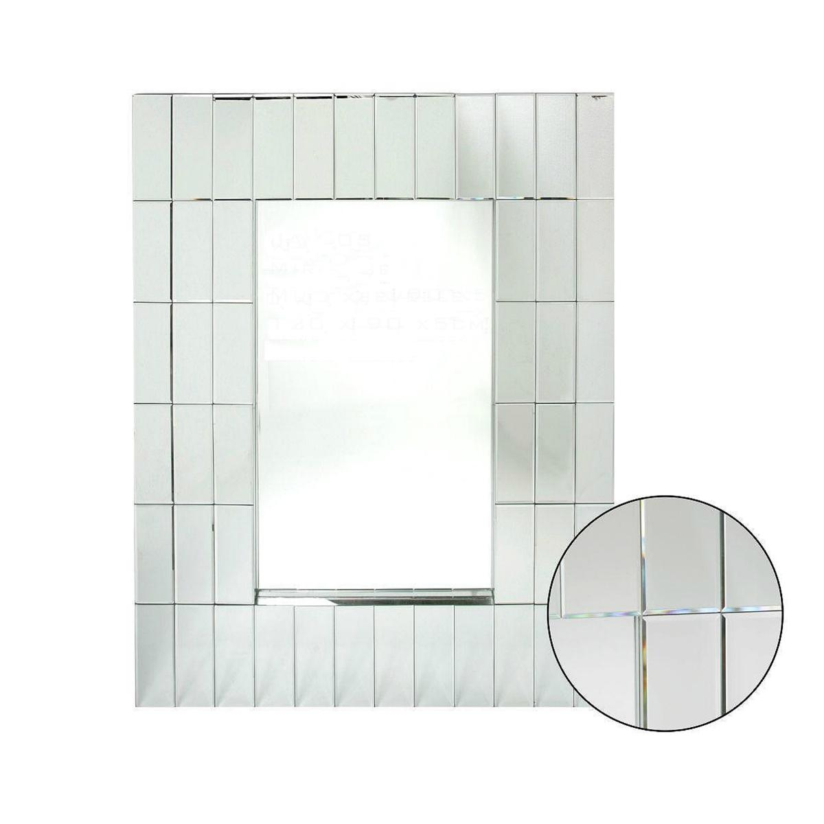 Modern Mirror – Small – Isabelina Intended For Small Bevelled Mirror (View 10 of 20)