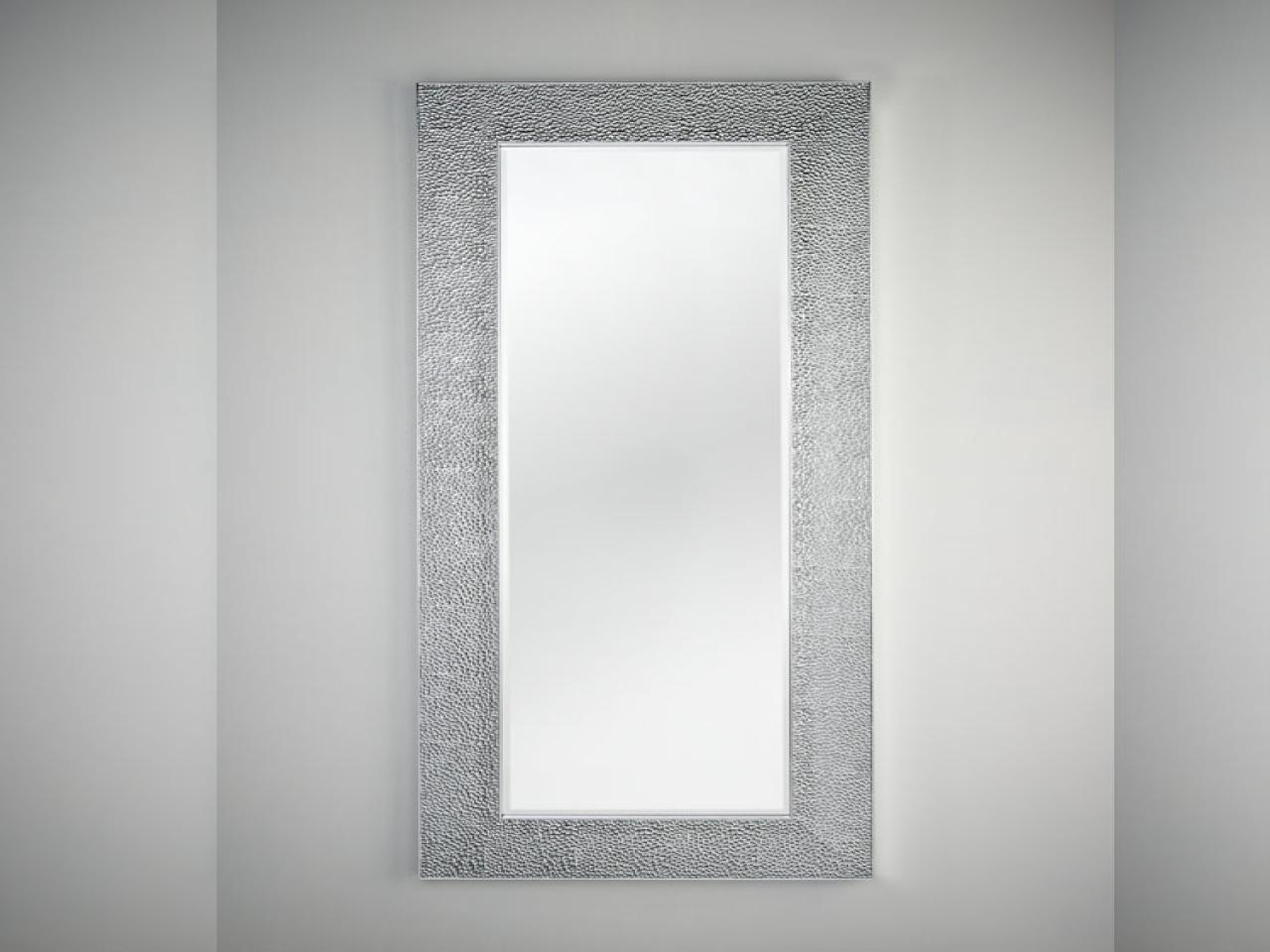 Modern Silver Wall Mirror : Doherty House – Awesome Silver Wall Mirror Inside Modern Silver Mirror (View 8 of 20)