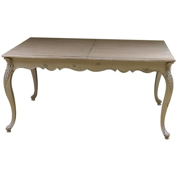 Modest Decoration French Style Dining Table Nice Inspiration Ideas Intended For French Extending Dining Tables (Image 16 of 20)