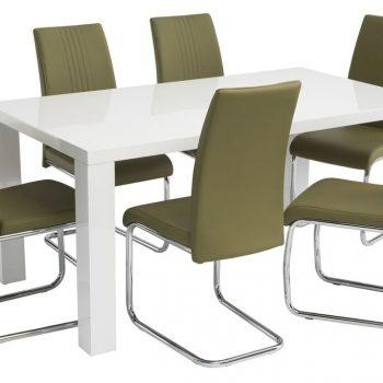 Monaco Dining Table And Chairs | Dining Room Furniture In Monaco Dining Tables (Image 10 of 20)