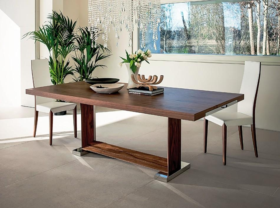 Monaco Drive Extension Dining Tablecattelan Italia – Dining Regarding Monaco Dining Tables (Image 14 of 20)