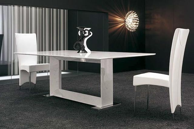 Monaco Marble Dining Tablecattelan Italia – Contemporary Intended For Monaco Dining Tables (Image 15 of 20)