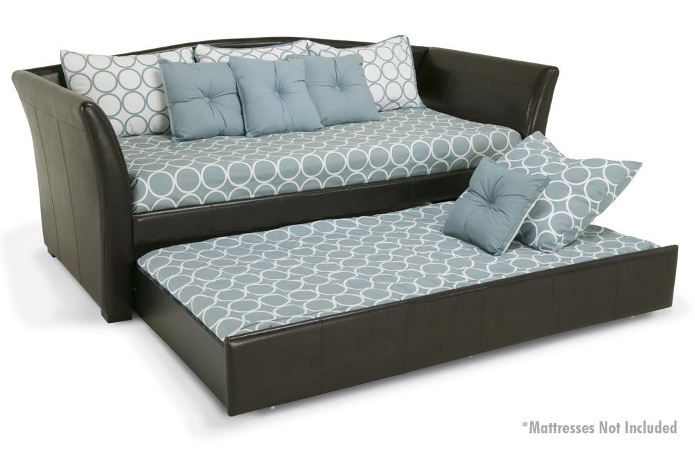 Montgomery Daybed | Bob's Discount Furniture Inside Sofas Daybed With Trundle (Image 17 of 20)