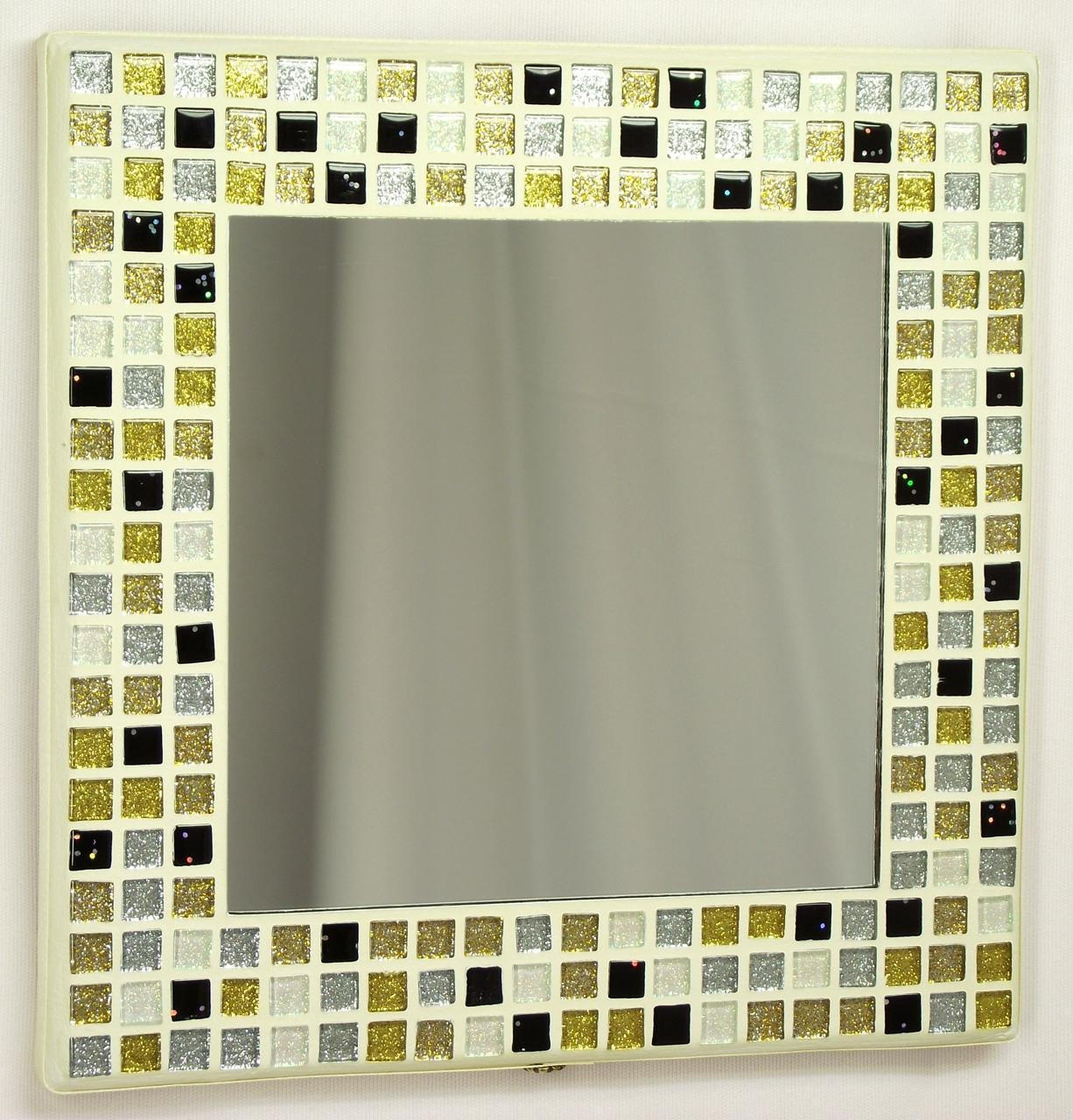 Mosaic Mirrors For Sale 109 Stunning Decor With All White Wall Inside Glitter Wall Mirror (Image 15 of 20)