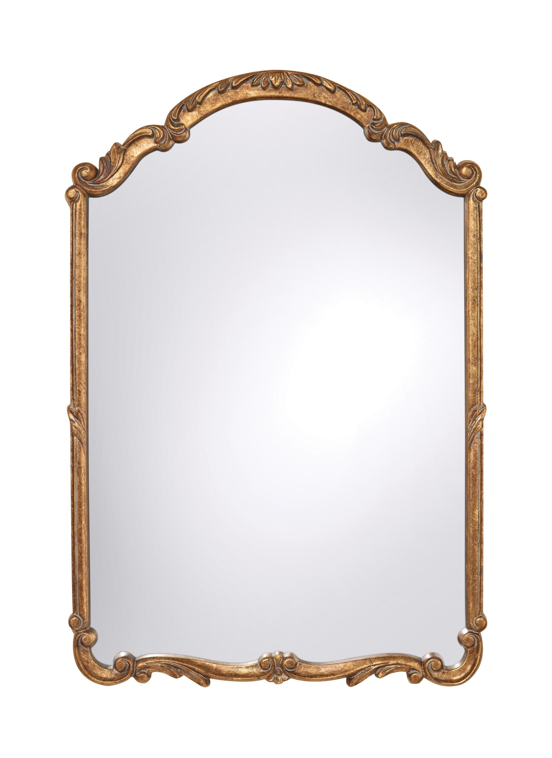 Mr1185Agd,antique Gold – Mirror,antique Gold Within Gold Antique Mirror (Image 16 of 20)