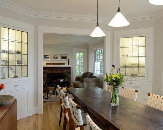 Narrow Dining Table | Houzz Pertaining To Narrow Dining Tables (View 12 of 20)