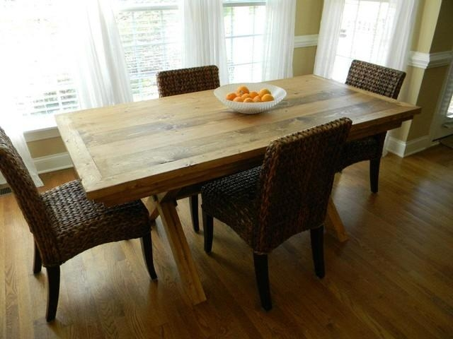Narrow Dining Table Suitable For Small Homes | Beauty Home Decor Inside Narrow Dining Tables (View 16 of 20)