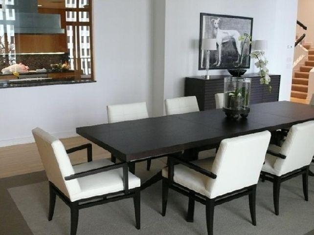 Narrow Dining Tables | Homesfeed Regarding Narrow Dining Tables (View 17 of 20)