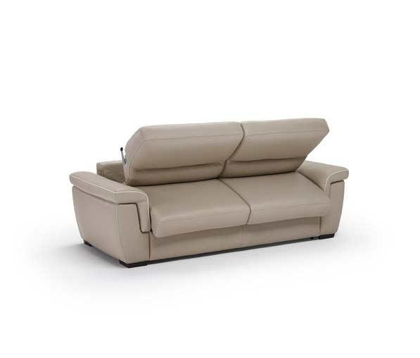 Natuzzi Top Grain Leather Sofa Sleeper B933 | Natuzzi Sofa Sets Regarding Natuzzi Sleeper Sofas (View 18 of 20)
