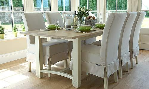 Neptune Dining Tables With Chichester Dining Tables (View 10 of 20)