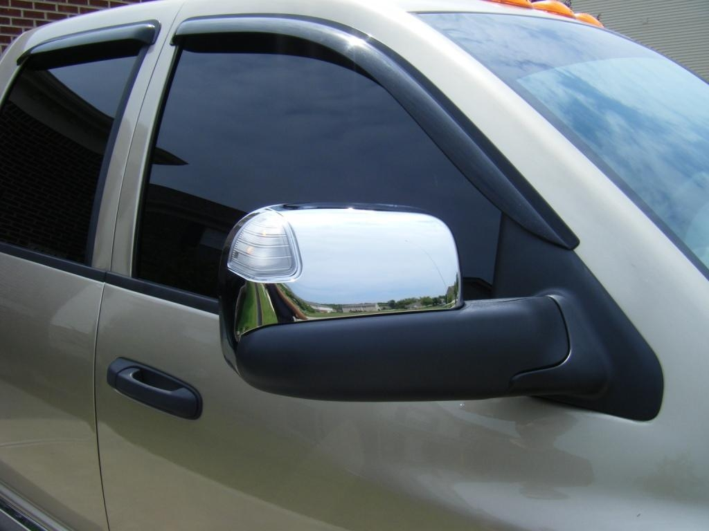 New Chrome Towing Mirrors With Signal Like Gen4 Ram!! – Dodge Ram Intended For Chrome Mirrors (Image 17 of 20)