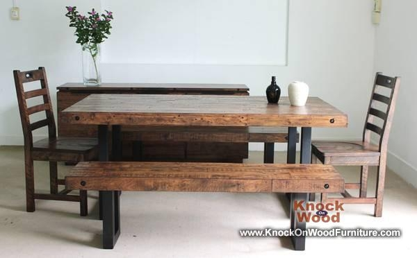 New York Dining Table – Coffee Bean | Dining Room | Tables | Lh Throughout Dining Tables New York (Image 13 of 20)