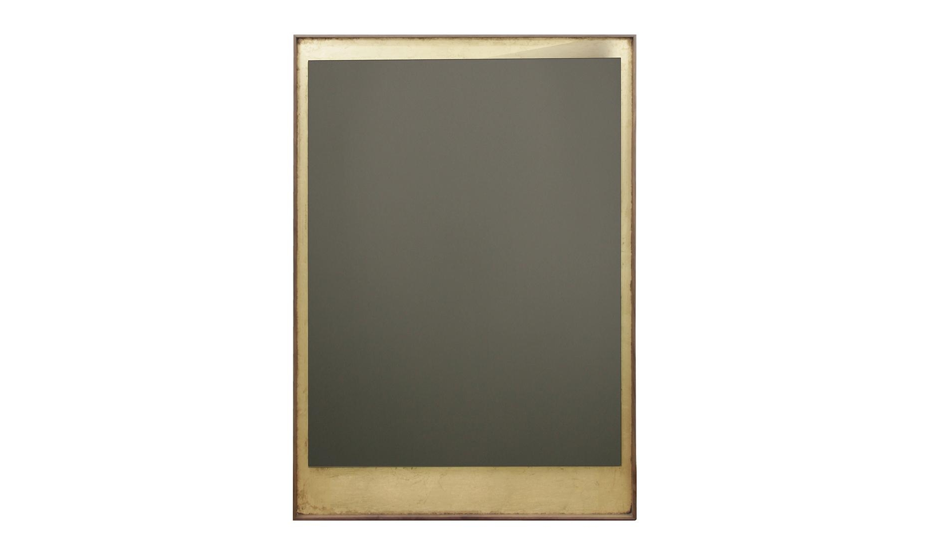 Notre Monde Gold Leaf Bronze Wall Mirror | Dopo Domani Inside Bronze Wall Mirror (Image 10 of 20)