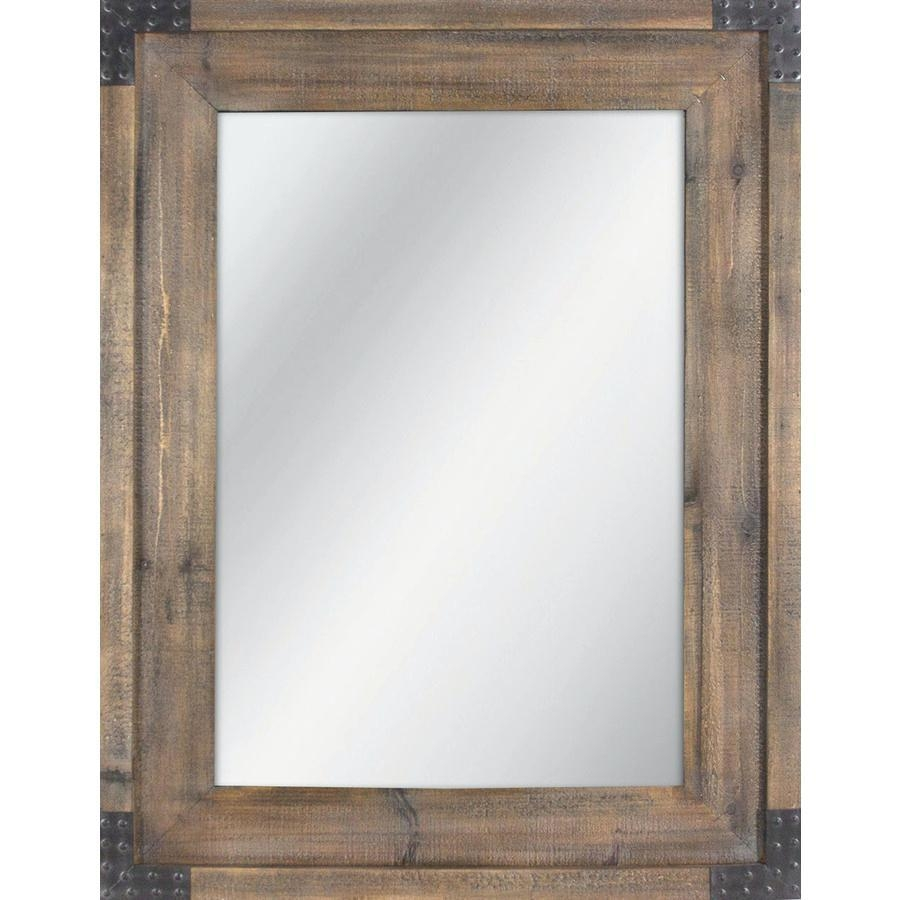 Oak Framed Mirror In Xl Sizeoak Ikea Mirrors For Sale – Shopwiz Intended For Large Oak Mirrors (Image 11 of 20)