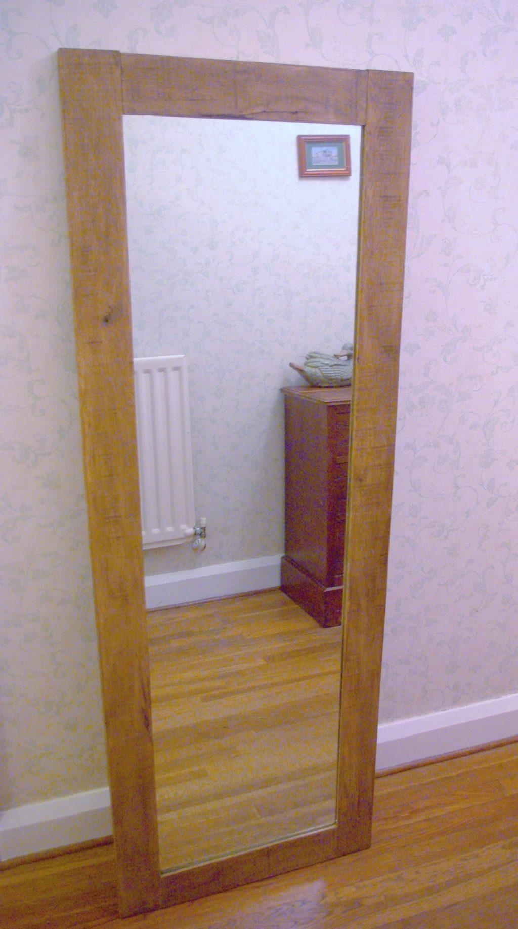 Oak Framed Wall Mirror 123 Beautiful Decoration Also This Oak For Large Oak Mirrors (View 12 of 20)