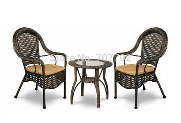 Online Get Cheap 2 Chair Dining Set  Aliexpress | Alibaba Group Regarding Dining Tables And 2 Chairs (Image 13 of 20)