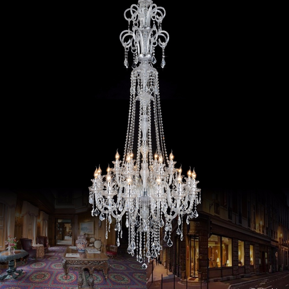 Online Get Cheap Candle Holder Chandelier Aliexpress In Led Candle Chandeliers (Image 15 of 25)