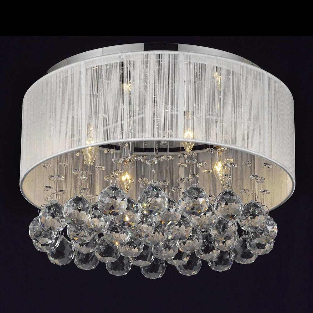 Online Get Cheap Crystal Ball Chandeliers Aliexpress Regarding Crystal Ball Chandeliers (Image 20 of 25)