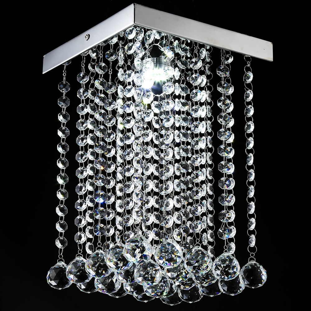 Online Get Cheap Crystal Ball Chandeliers Aliexpress Throughout Crystal Ball Chandeliers (Image 21 of 25)