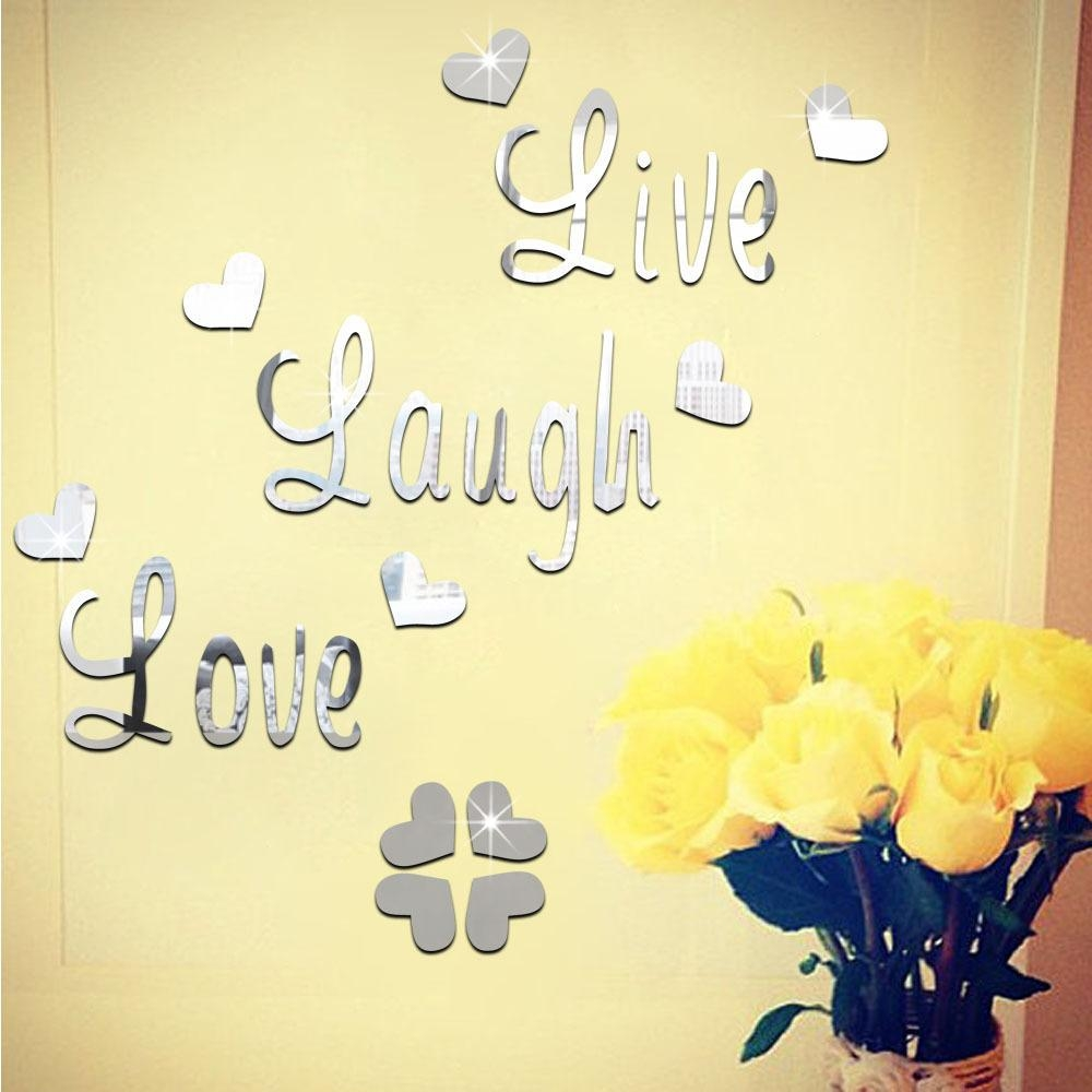 Online Get Cheap Heart Shaped Mirrors  Aliexpress | Alibaba Group Intended For Heart Shaped Mirrors For Walls (Image 15 of 20)