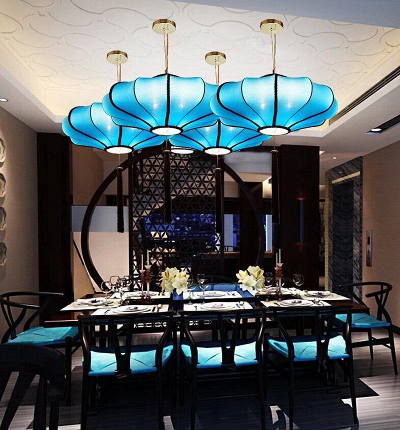 Online Get Cheap Lantern Pendant Lighting Aliexpress Inside Turquoise Lantern Chandeliers (View 22 of 25)