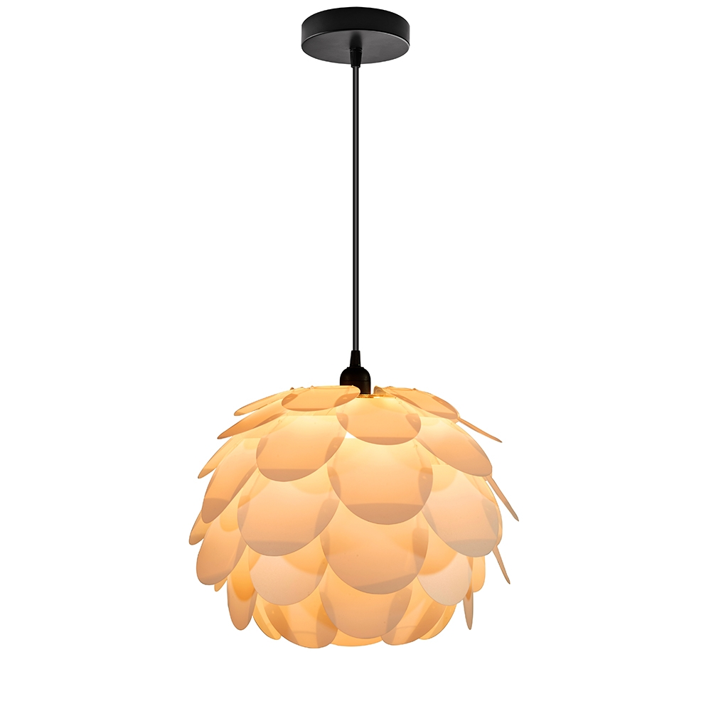 Online Get Cheap Lotus Lamp Shades Aliexpress Alibaba Group Inside Chandelier Light Shades (View 22 of 25)