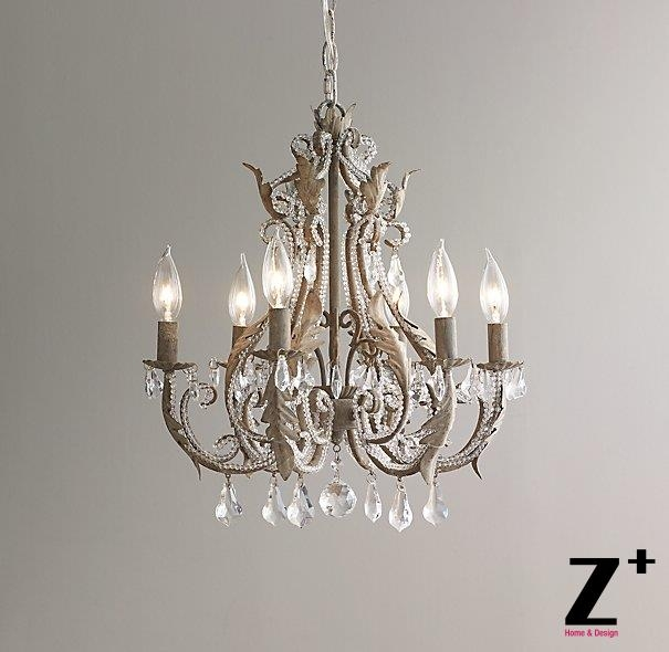 Online Get Cheap Rustic Crystal Chandelier Aliexpress Pertaining To Small Rustic Crystal Chandeliers (Image 17 of 25)
