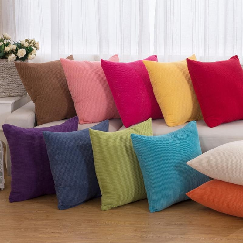 20 Best Collection Of Sofa Cushion Covers