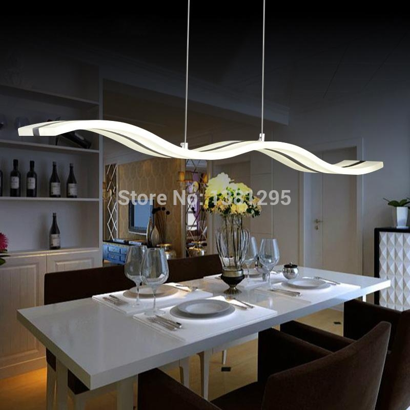 Online Get Cheap Steel Dining Table Designs  Aliexpress Regarding Dining Tables Lights (Image 19 of 20)