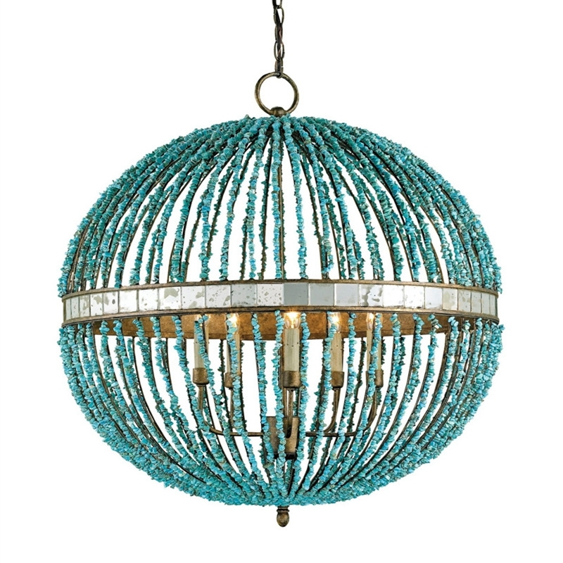 Online Get Cheap Turquoise Lamp Aliexpress Alibaba Group In Turquoise Gem Chandelier Lamps (Image 21 of 25)