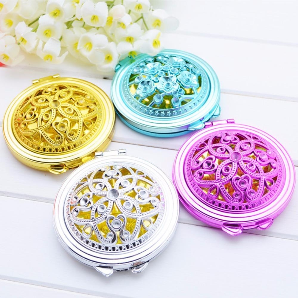 Online Get Cheap Vintage Compact Mirrors Aliexpress | Alibaba Pertaining To Cheap Vintage Mirrors (View 17 of 20)