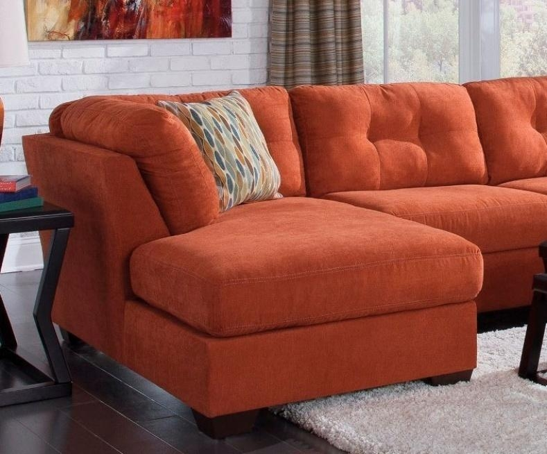 Orange Sectional Sofa | Sofa Ideas Throughout Orange Sectional Sofas (View 6 of 20)