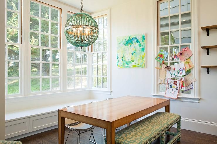 Orb Chandelier Design Ideas Throughout Turquoise Orb Chandeliers (Image 18 of 25)
