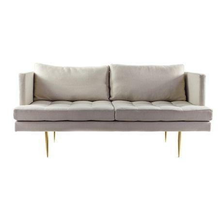 Organic Modernism :: Furniture : Sofas : Siena Short Regarding Short Sofas (Image 13 of 20)