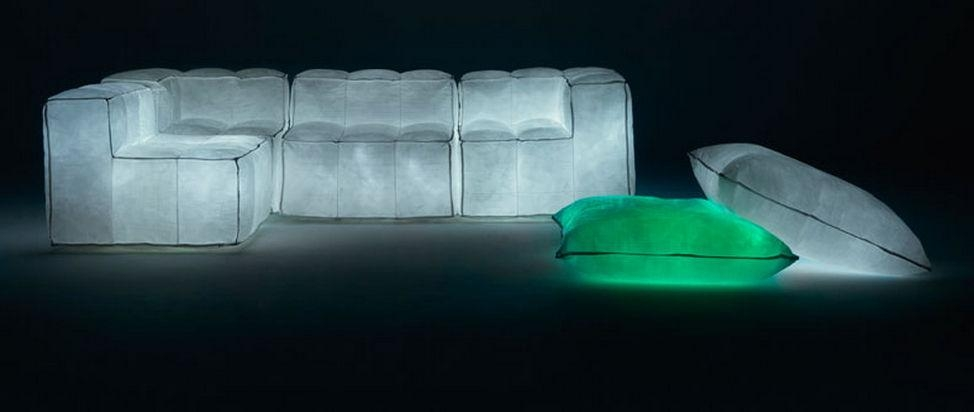 Original Design Sofa / Fabric /mario Bellini / 3 Seater – Via Throughout Bellini Sofas (View 18 of 20)