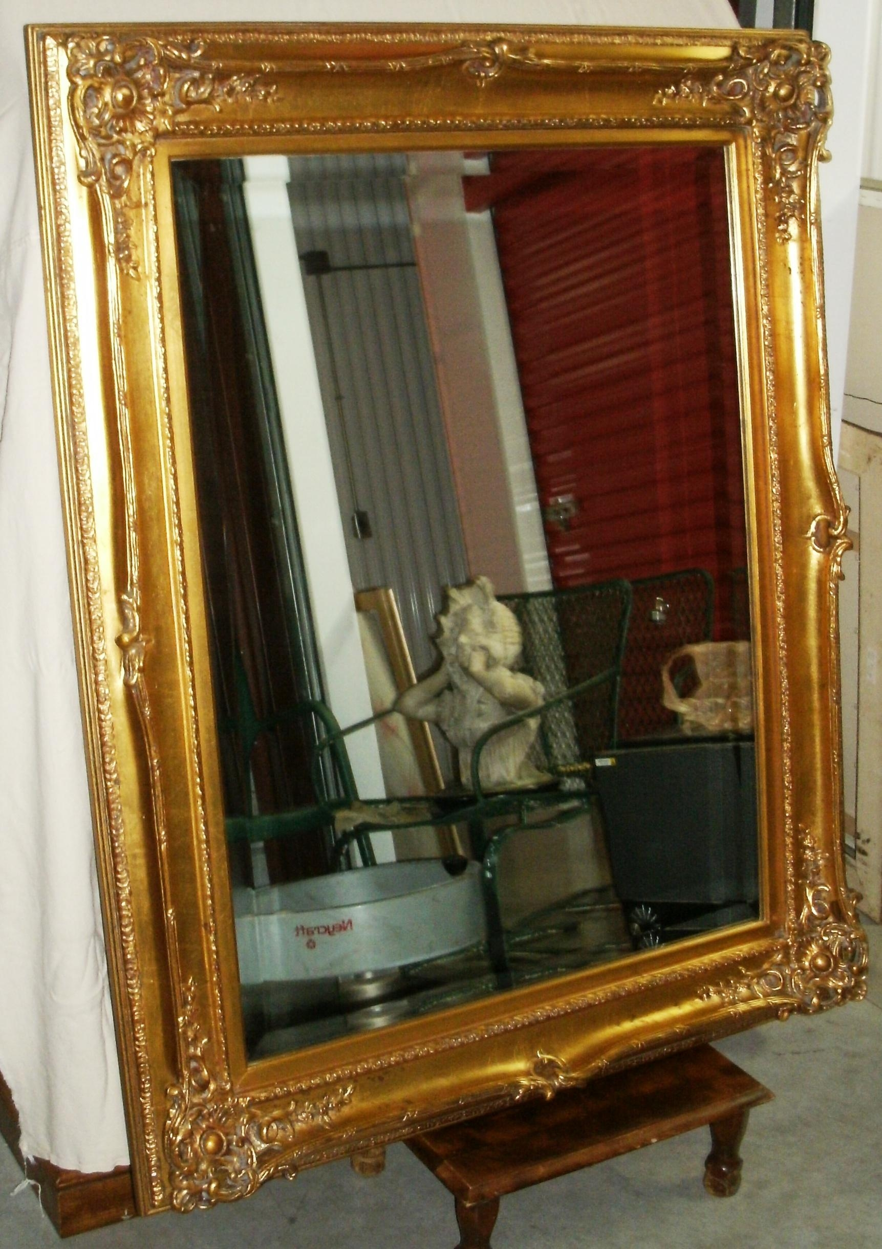 Ornate Mirrors For Sale 61 Beautiful Decoration Also Large Gold Inside Gold Mirrors For Sale (Image 17 of 20)