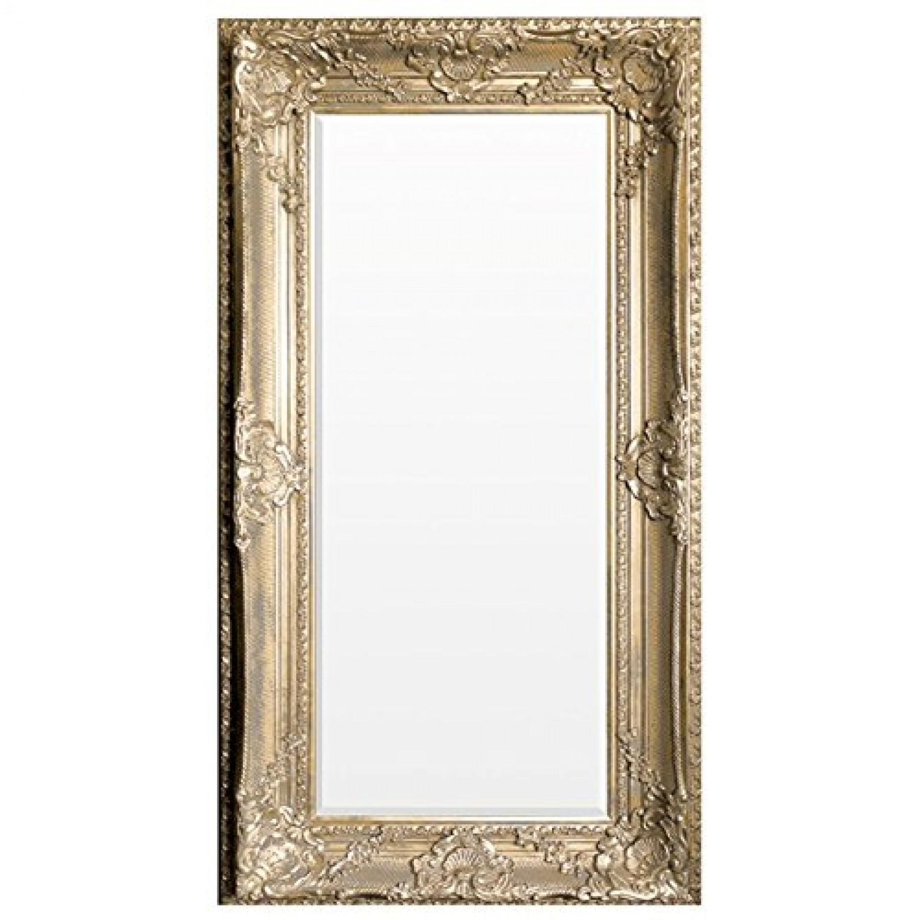 Ornate Shabby Chic Mirror (Extra Large) Intended For Gold Ornate Mirrors (View 9 of 20)
