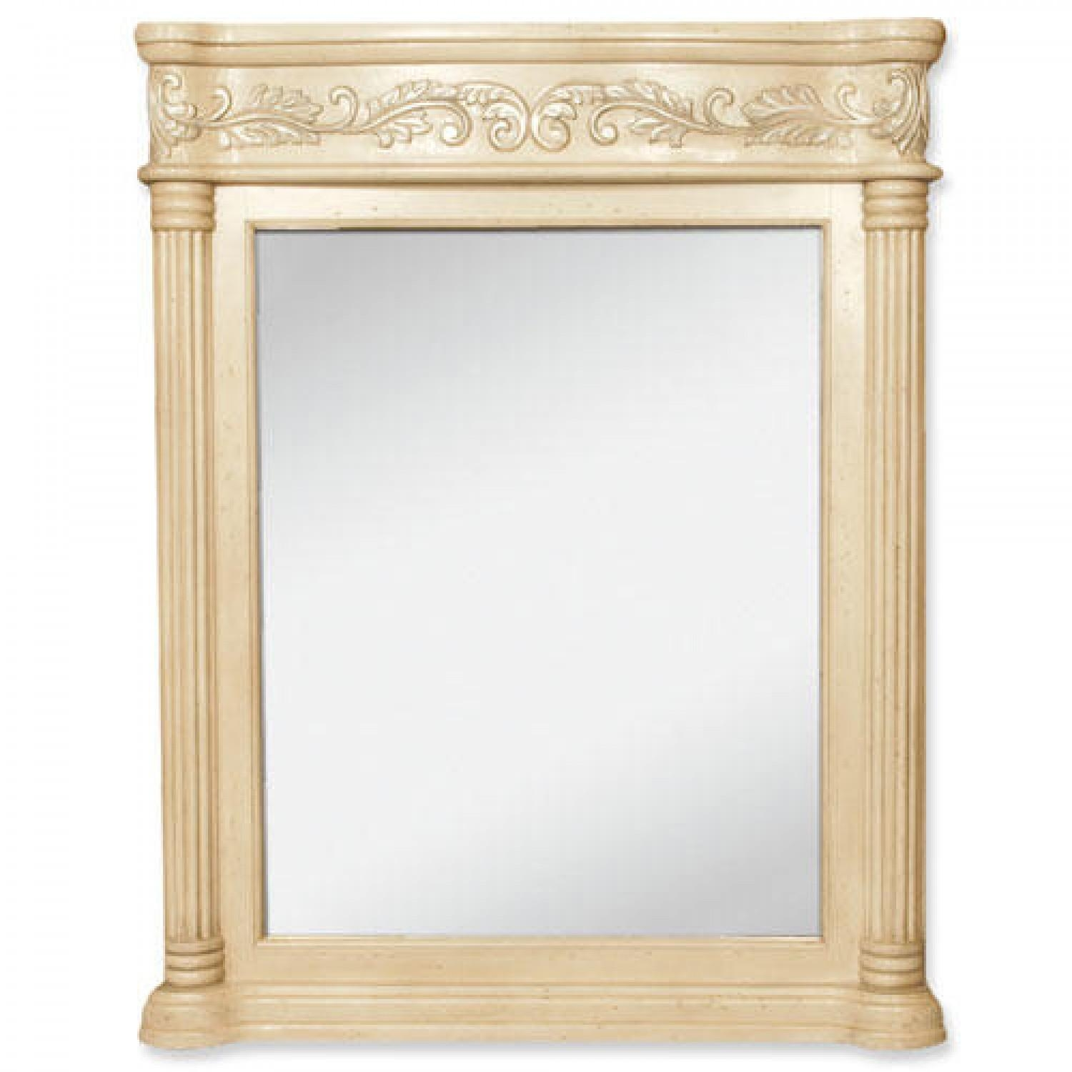 Ornate Vanity Mirror – Bathroom Throughout Ornate Bathroom Mirror (Image 18 of 20)