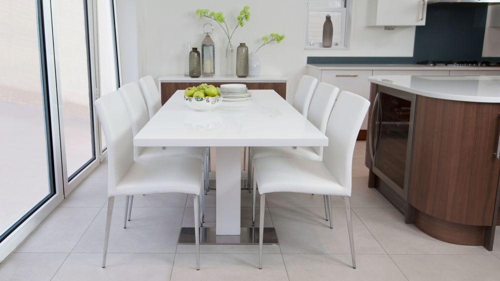 Other Dining Room Sets Uk Creative On Other With Regard To Dining Intended For White Extendable Dining Tables And Chairs (View 11 of 20)