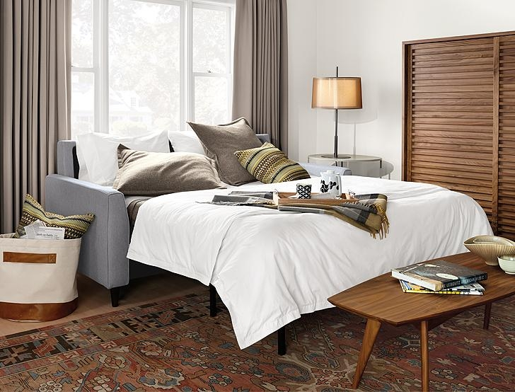 Our Most Comfortable Sleeper Sofa – Room & Board With Room And Board Comfort Sleepers (Image 6 of 20)
