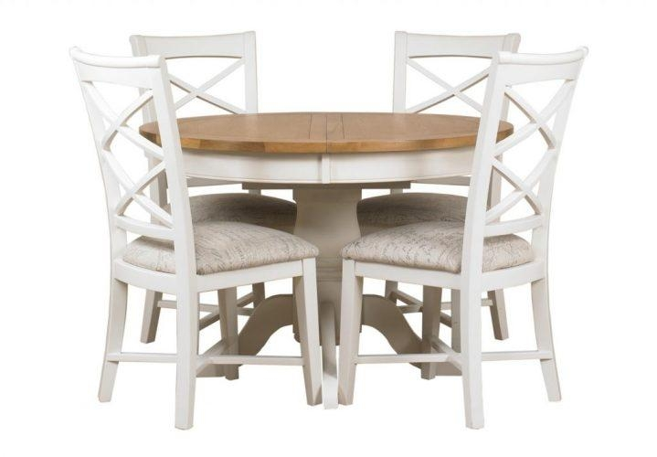Outstanding Extending Round Dining Table And Chairs Amazing Ideas With Round Extending Dining Tables And Chairs (View 10 of 20)