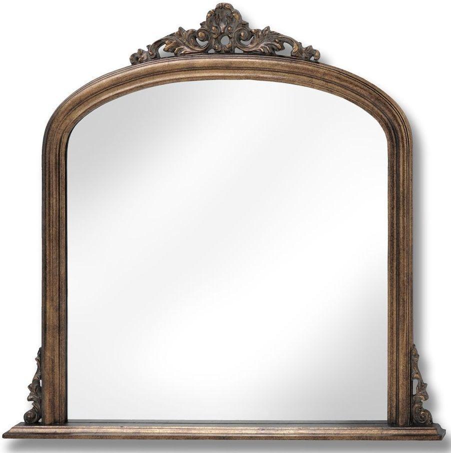 Overmantle Mirror (Image 19 of 20)