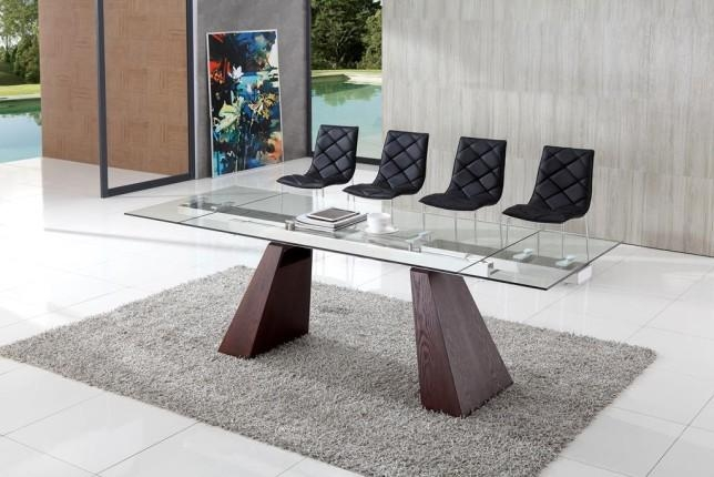 Paint A Beautiful Picture With A Glass Dining Table London Regarding Dining Tables London (Image 18 of 20)