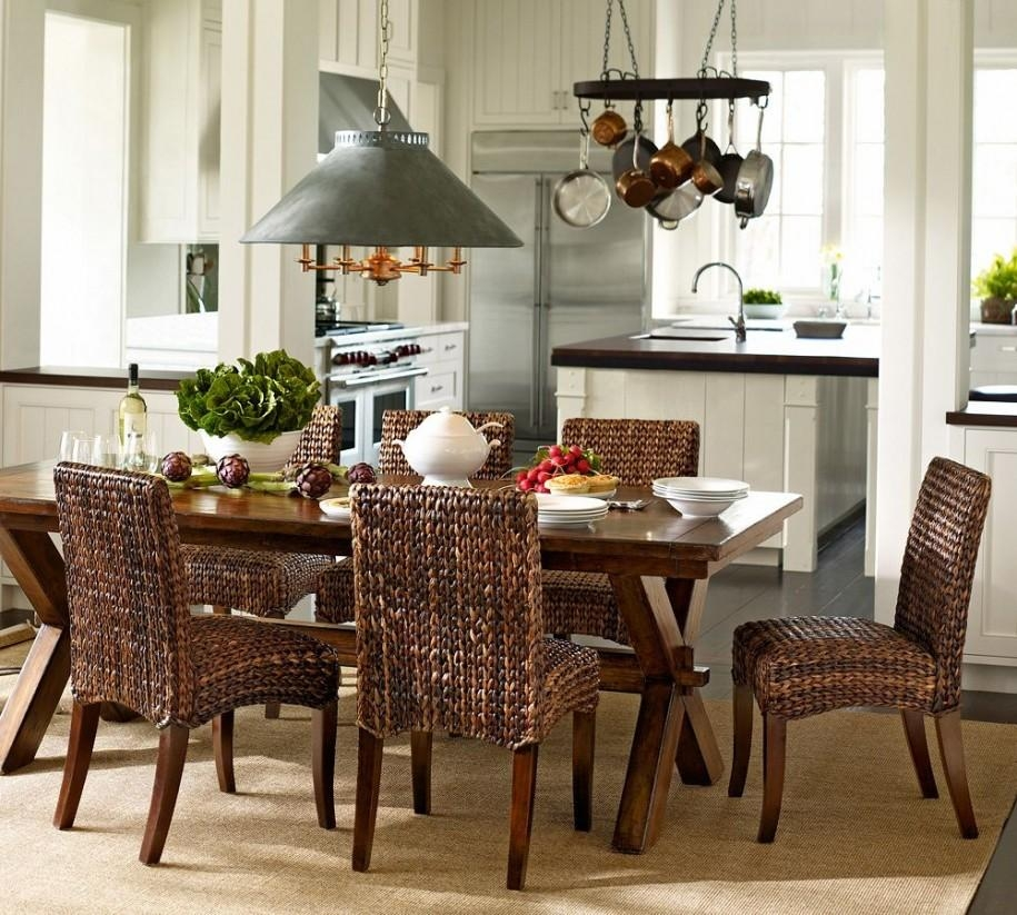 Panama Wicker Dining Set Online Buy Wholesale Rattan Dining Room With Rattan Dining Tables And Chairs (Image 13 of 20)
