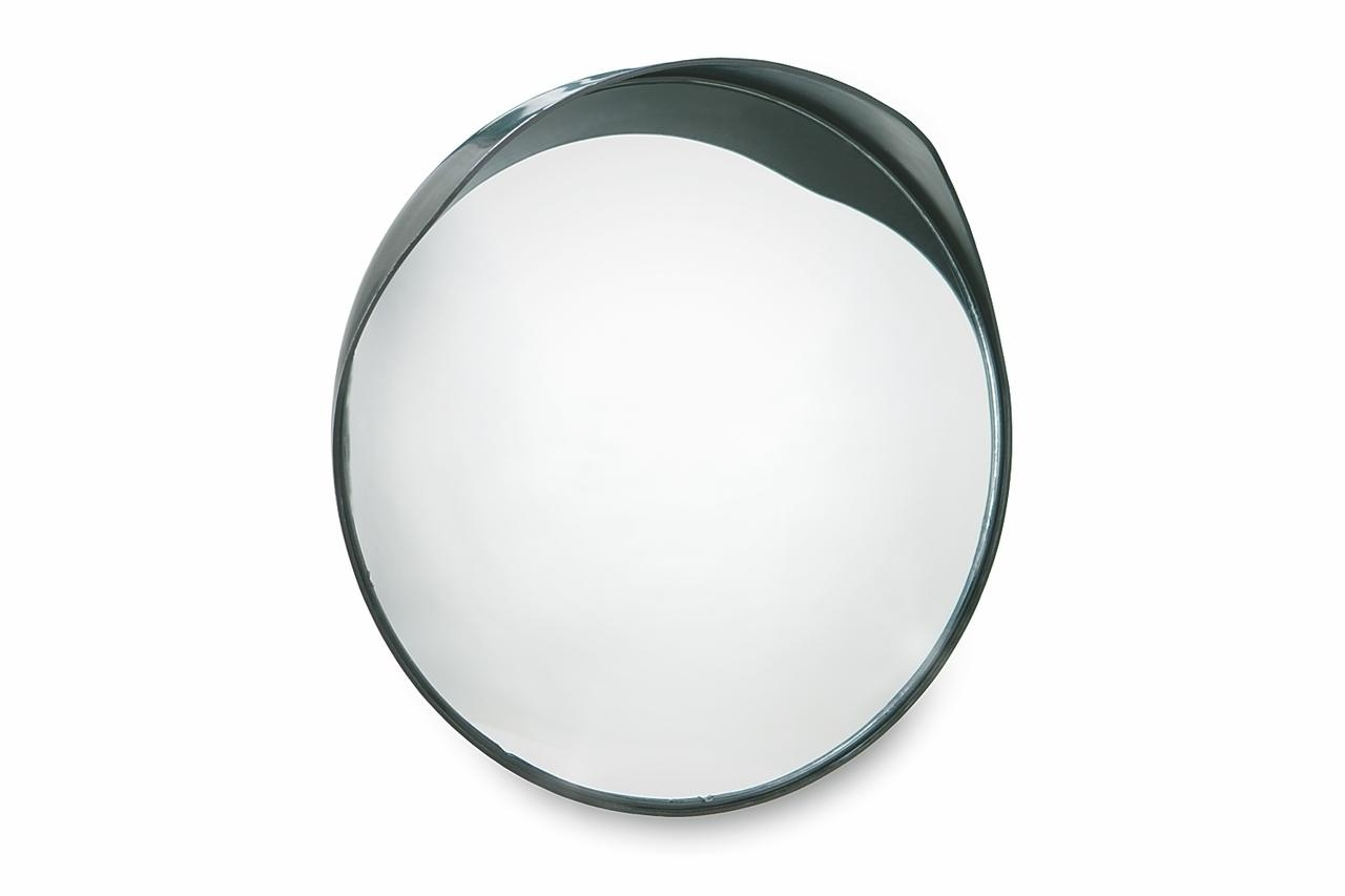 Park Right Convex Mirror – Walmart Regarding Small Convex Mirrors For Sale (Image 8 of 20)