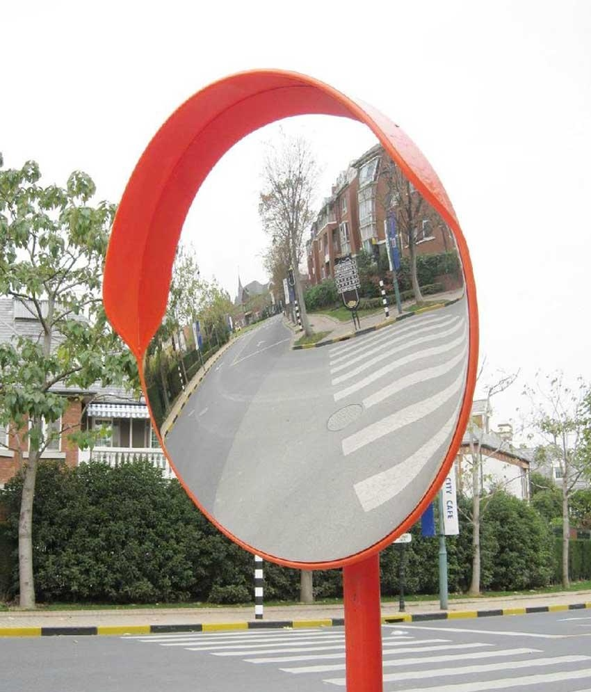 Parking Mirror/ Polycarbonate Convex Mirror , 24 Inch With Pertaining To Convex Mirror Buy (View 6 of 20)