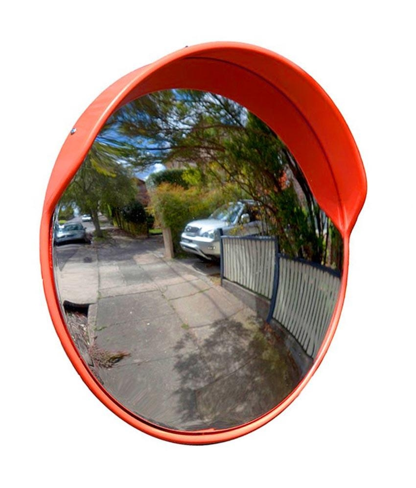 Parking Mirror/ Polycarbonate Convex Mirror , 24 Inch With With Convex Mirror Buy (View 5 of 20)
