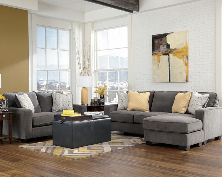 Perfect Ashley Furniture Sectional Couches Chamberly 2 Piece Sofa Intended For Sectional Sofas Ashley Furniture (View 8 of 20)