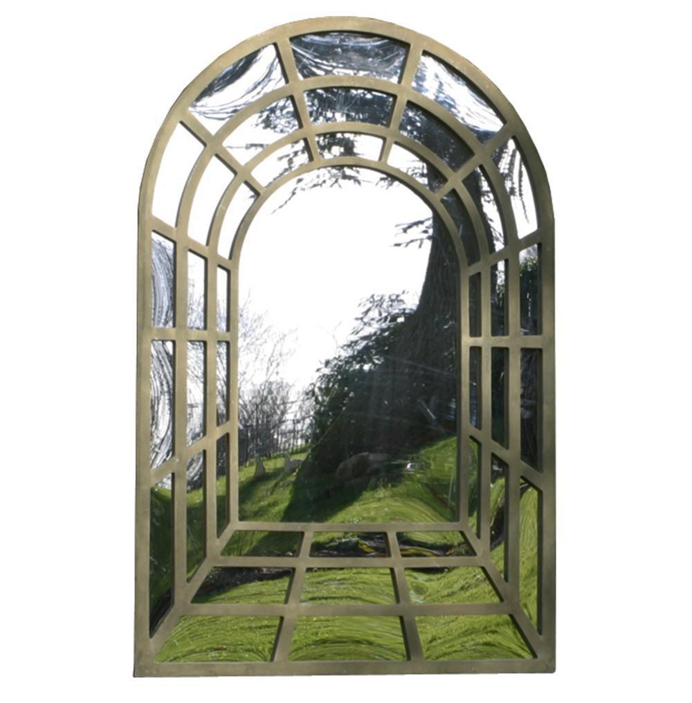 Perspective Outdoor Garden Mirror – Large | Internet Gardener Inside Garden Mirrors For Sale (Image 15 of 20)